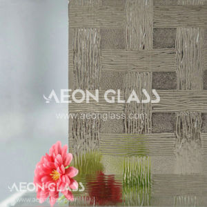 4mm Bronze Patterned Glass pictures & photos
