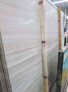 White Wood Marble
