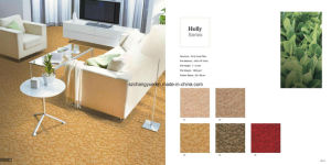 Machine Made Wall to Wall Cut & Loop Carpets pictures & photos