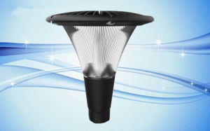 2014 New Design Outdoor 50W LED Garden Lamp with 4m Pole / LED Lighting
