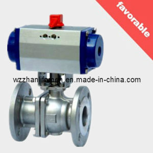 Electric Operated Ball Valve Q941h (API, DIN, GB) pictures & photos
