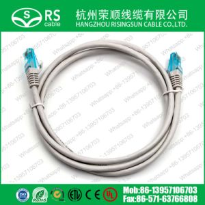 Strand UTP Cat5e LAN Cable Patch Cord 7*0.20mm/7*0.16mm
