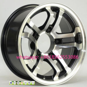 Wheels Rims 15*8.5j PCD5*114.3 Et-20 Wheels Car Alloy Wheels pictures & photos