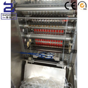 Shampoo/Honey/Ketchup/Sauce Automatic Packing Machine with Ce Certificate pictures & photos
