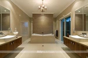 Ritz Furniture Modern Bathroom Cabinet, PVC Bathroom Furniture Cabinet pictures & photos