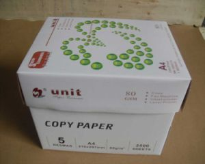 75gms 80gms A4 Copy Paper, Office Paper pictures & photos