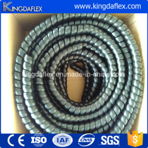 Black Color Spiral Hose Guard pictures & photos