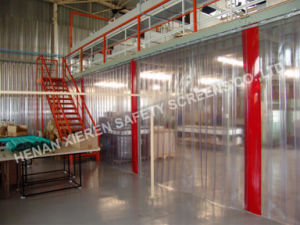 PVC Strip Door Curtains pictures & photos