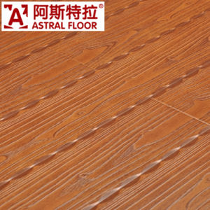 German Technical AC3 Embossed 12mm (u-groove) Laminate Flooring pictures & photos