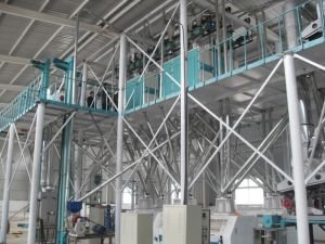 Fully Automatic Wheat Flour Mill Machine pictures & photos
