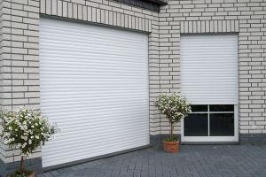 Intelligent Aluminum Garage Rolling Shutter pictures & photos