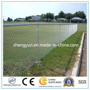 ISO Standard Chain Link Wire Mesh Used Chain Link Fence pictures & photos