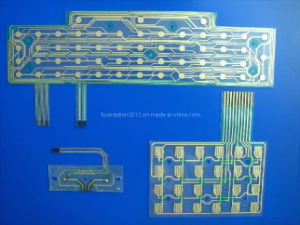 Keyboard Flexible Printed Printing FPC Circuit Board pictures & photos