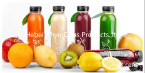 Colored Juice Plastic Bottle with Screw Cap Pet Beverage Drinking Water Bottle for Food Packaging pictures & photos
