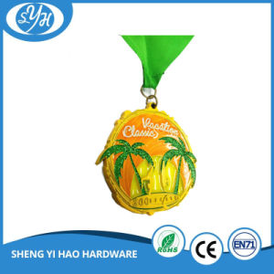 High Quality Make Your Own Glitter Sports Medal pictures & photos