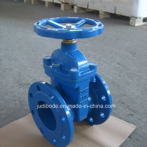 Resilient Seated Nrs Gate Valve with Lock-L Type pictures & photos