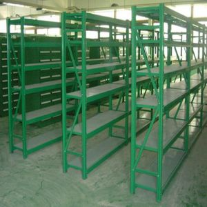 Medium Duty Storage Rack Shelving System Steel Medium Duty Warehouse Rack pictures & photos