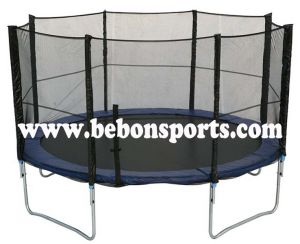 12ft Trampoline with Safety Net (124272S2Y)