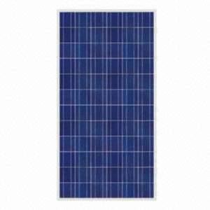 130W High Efficiency Poly Solar Panel pictures & photos