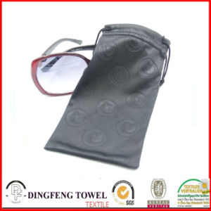 Logo Embossed Eyeglass Bag Df-2978 pictures & photos