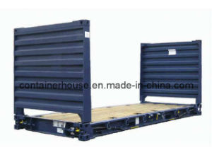 40 Ft Flat Rack Container pictures & photos