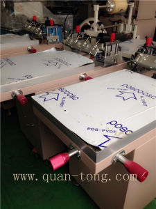 Easy Operation Manual Screen Printing Machine