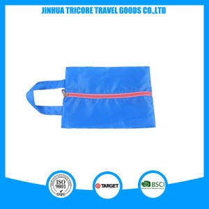 2017 Easy Carrying 210 Polyester Cosmetic Bag or Collection Bag for Travelling pictures & photos