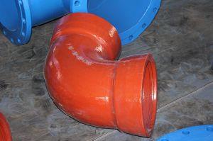 Double Socket Bend Deg 90/45/22.5/11.25 Ductile Iron pictures & photos
