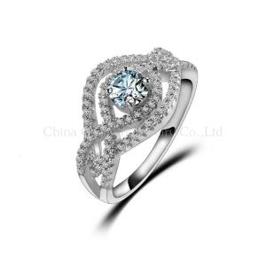 Wedding Engagement 925 Silver for Men and Women