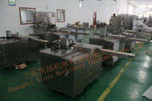 BOPP Cellophane Overwrapping Packaging Machinery for Stationery (SY-60) pictures & photos