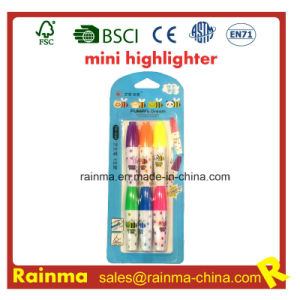 Fancy Mini Highlighter Pen for Promotion pictures & photos