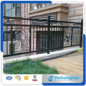 Wrought Iron Railing / Wrought Iron Balusters pictures & photos