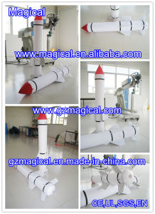 Customized Inflatable Rocket Advertising Model (MIC-206) pictures & photos