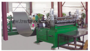 High Speed Nc Silicon Steel Straight Cutting Machine with Descending Cutting Function pictures & photos