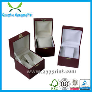 Custom High Quality and Luxury Watch Packaging Box Wholesale pictures & photos