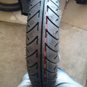 Size 90.90-18 Motorcycle Tubeless Tire Export Brazil Market pictures & photos