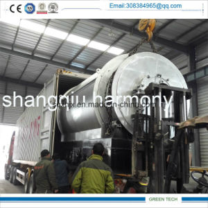 2-3ton Movable Tire Recycling to Diesel Machine pictures & photos
