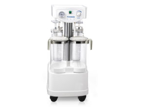 Mobile Electric High-Vacuum High Pressure Suction Unit Apparatus (SC-YX980D)