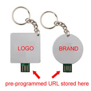 Advertising USB Web Key