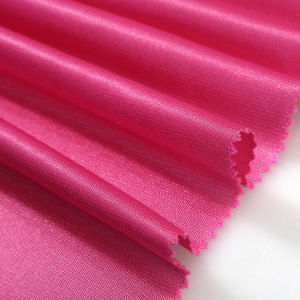 Polyester Warp Dazzle Fabrics Quality Bright Knitting Cloth pictures & photos
