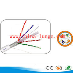 24 Pair Cat5e UTP LAN Cable pictures & photos