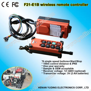 Wireless Remote Motor Control Switch pictures & photos
