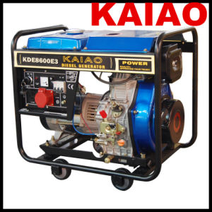 Chinese Cheap Generator, Open Diesel Generator Set, Generating Set pictures & photos