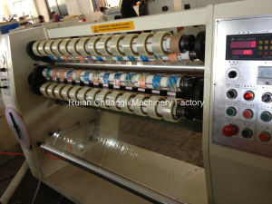 BOPP Adhesive Tape Slitting and Rewinding Machine pictures & photos