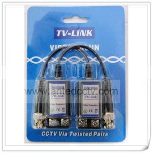 1 Channel Passive Ahd HD-Tvi Cvi Cbvs Video UTP Balun pictures & photos