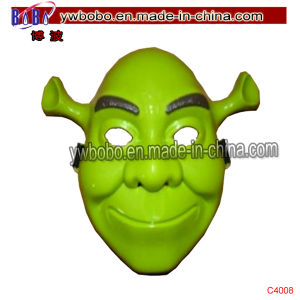 Halloween Party Favor Green Shrek Mask Halloween Decoration (C4008) pictures & photos