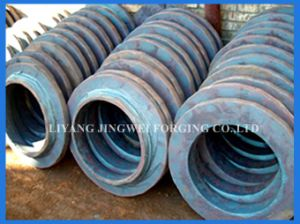 Steel Guide Wheel Forging Product 4140 Steel Forging Part