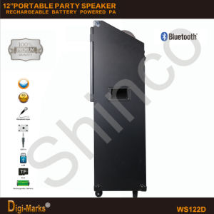 12V 65W*2 Professional Speaker Audio Power Outdoor Recreation Meeting Speaker pictures & photos