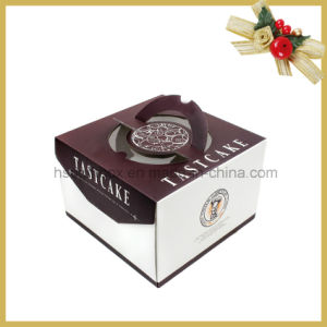 2015 Hot Sale Paper Packaging Cake Box