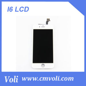 Original LCD for Iphone 6g with Frame, Digitizer, Completely pictures & photos